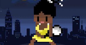 Snapchat introducerer sit første minispil: Sving ketsjeren som Serena Williams