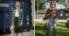 Street style: Kvinderne fører an på gaden under modeugen