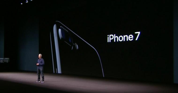 Så er den her: De nye iPhone 7-modeller kommer i to nye nuancer af sort