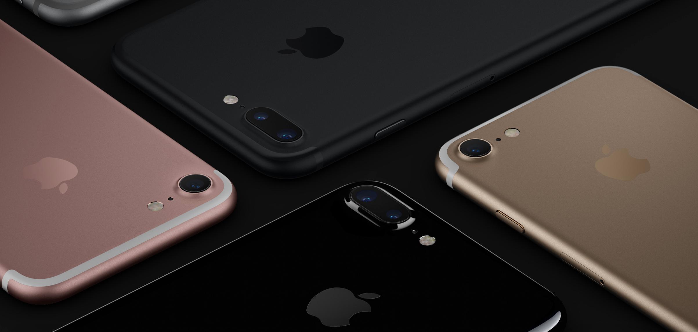 AppleiPhone7Colors