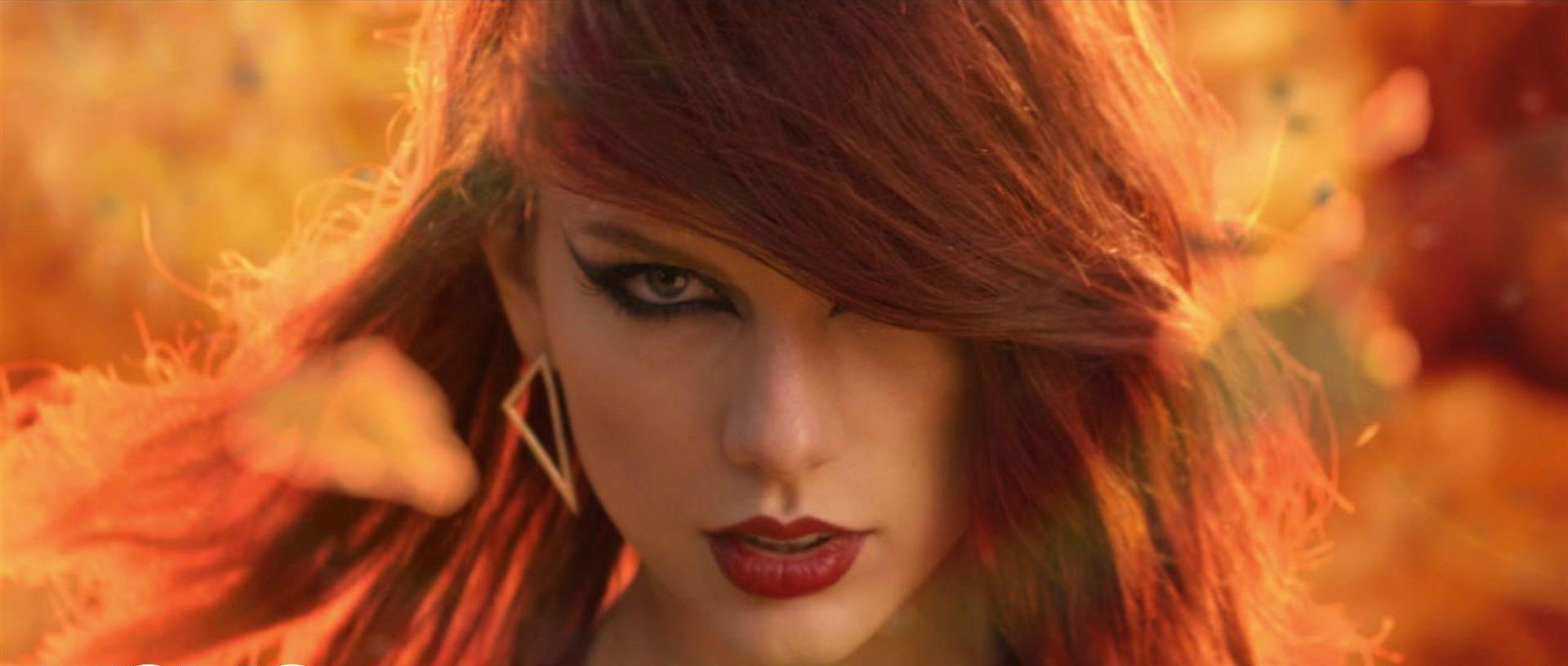 5. 2014 var et stærkt år for Taylor Swift, som samlede hele sit squad i den stort anlagte musikvideo til 'Bad Blood'. Men hvem var det nu egentlig, Swift havde 'Bad Blood' med i virkeligheden?