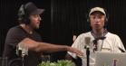 Pharrell hiver tryllekunstner ind i Beats 1-program – se David Blaine udføre issyl-tricket