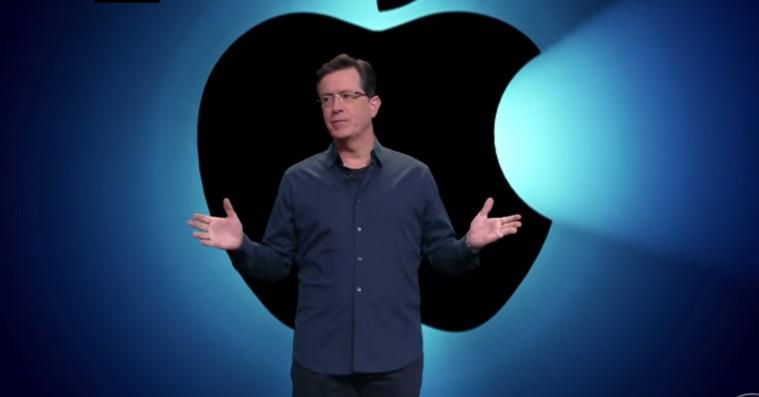 Fra Colbert til College Humor: De bedste iPhone 7-parodier