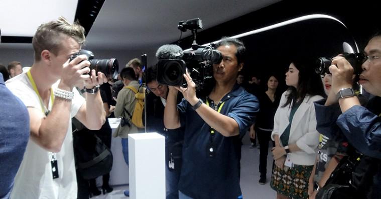 iPhone 7 er landet: Fem førstehåndsindtryk fra Apples showroom