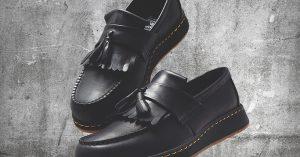 Dr. Martens lancerer ny kollektion med støvler, sko og loafers