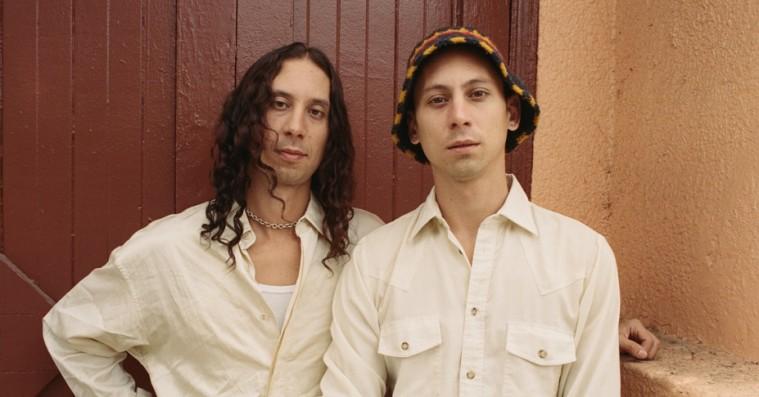 Inc.-brødre skifter indie-r'n'b ud med new age-inspireret altrock