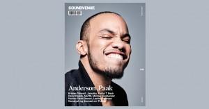 Soundvenue #100 ude nu med Anderson .Paak på forsiden