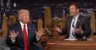 The Roots spidder Donald Trump hos Fallon – spiller Erykah Badus '20 Feet Tall'