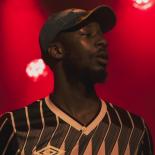 Rapperen Goldlink leverede sublim rutsjebanekoncert i Lille Vega
