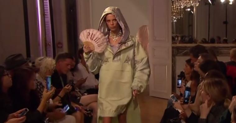 Rihannas sexede pastelhær gjorde gaden luksuriøs – og udfordrede mændene
