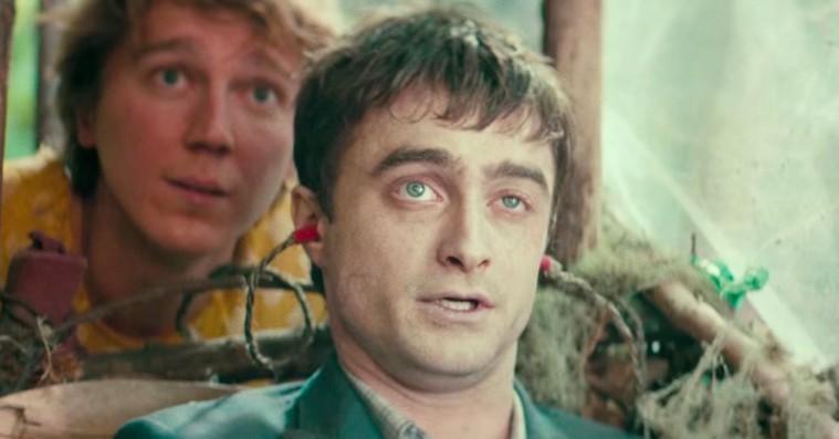 'Swiss Army Man': Daniel Radcliffe har karrierens bedste rolle som pruttende lig