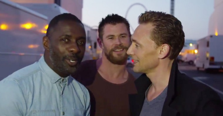 Tom Hiddleston modtager tv-pris for 'The Night Manager', men takketalen bliver crashet