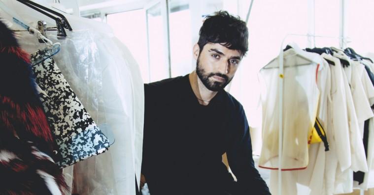 Designeren Wali Mohammed Barrech er tilbage – på Det Kongelige Teater og med et relanceret  brand