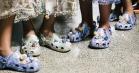 Moden har det vildt: Crocs indtager catwalken