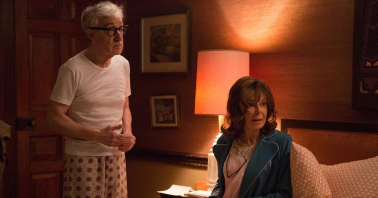 Woody Allens tv-serie 'Crisis In Six Scenes' sables ned af anmelderne