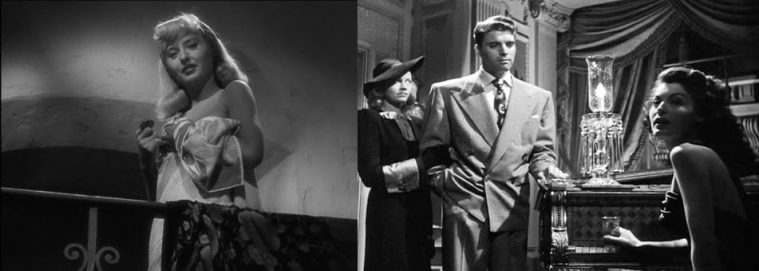 ('Double Indemnity' og 'The Killers')