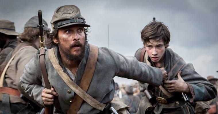 'Free State of Jones': McConaughey i lidt for hul borgerkrigsfilm
