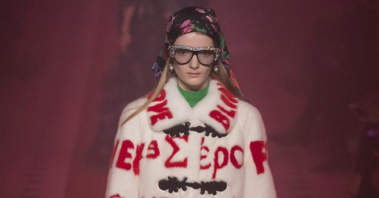 Alt du skal vide om modeugerne: Gucci Mane anmelder Gucci