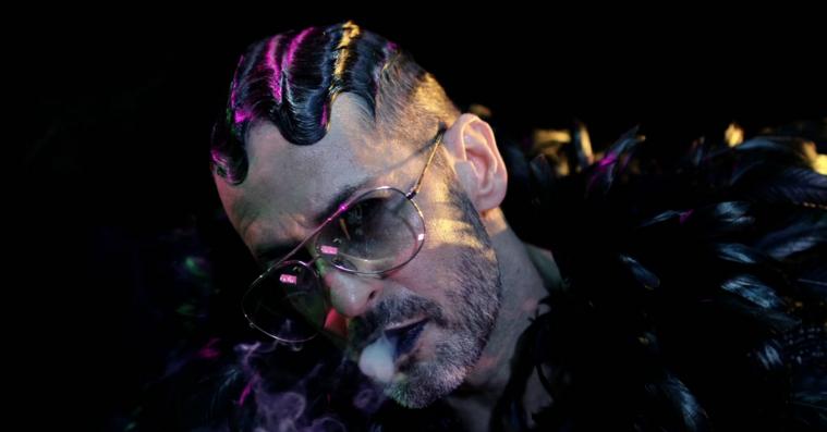 Marc Jacobs overståler alle i sin nye kampagnevideo