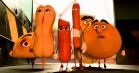 'Sausage Party': Seth Rogens liderlige pølsefest er alt for tyndbenet