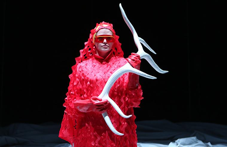 Et af kostumerne fra 'Neoarctic'