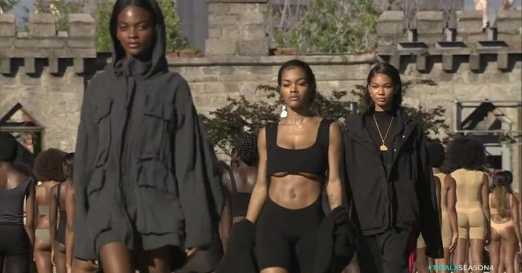'Yeezy Season 4' endte ikke som god reklame for Kanyes fodtøj – modeller på glatis