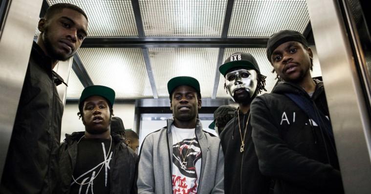 Mød Londons hårdeste hiphop-crew: 67 spiller på Roskilde Festival