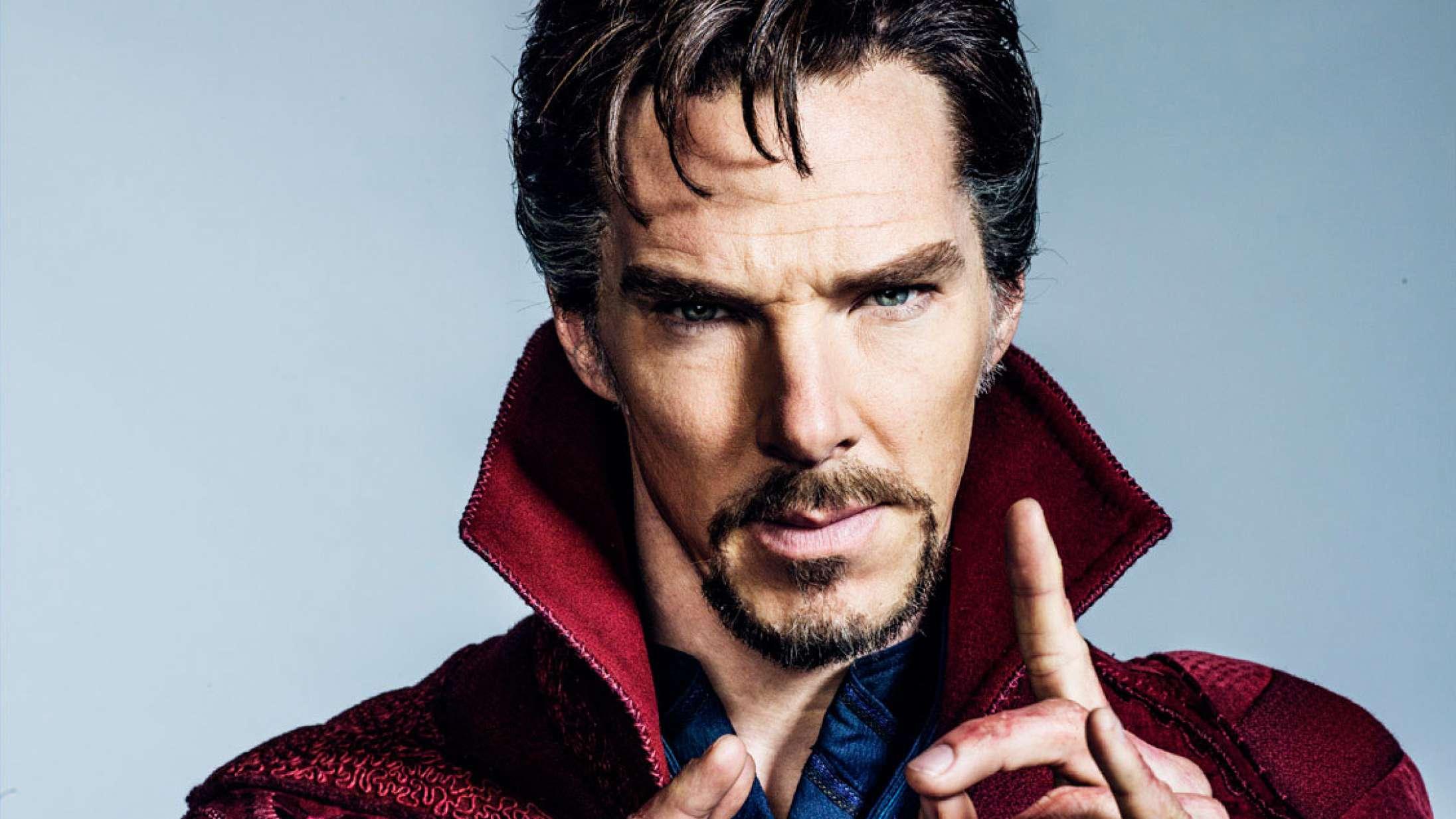 Ja, Benedict Cumberbatch VAR castet til 'WandaVision' –  men så skiftede Marvel-bossen mening