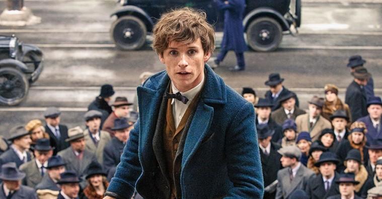 Første billede fra den nye 'Fantastic Beasts'-film er landet – med Jude Law som Dumbledore