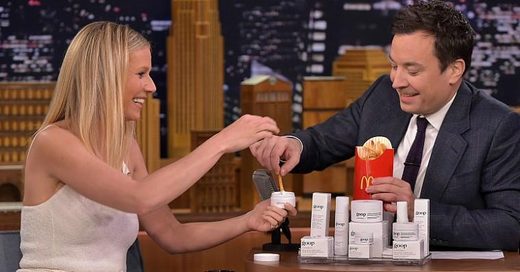 Gwyneth Paltrows semi-bizarre supermarkedsshoot sætter gang i Twitters jokes