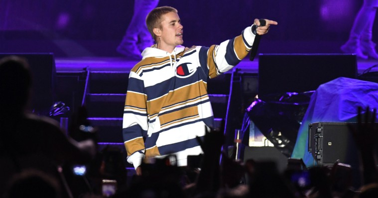 Justin Bieber tror helvede er en Instagram-server, hvor djævlen bor