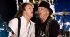Legenderne mødtes: Se videoer fra Desert Trip-festivalen med Stones, McCartney og Young
