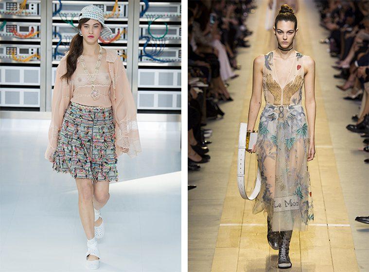Chanel og Dior