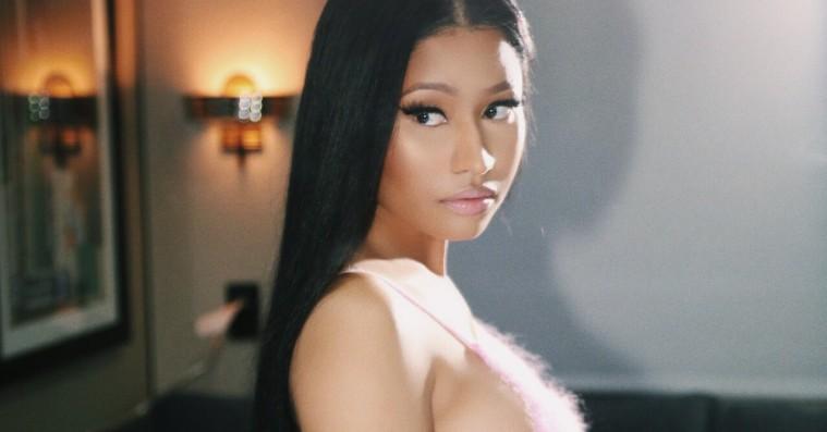 Nicki Minaj fupper Twitter: Annoncerer det falske album 'Pick My Fruit Out'