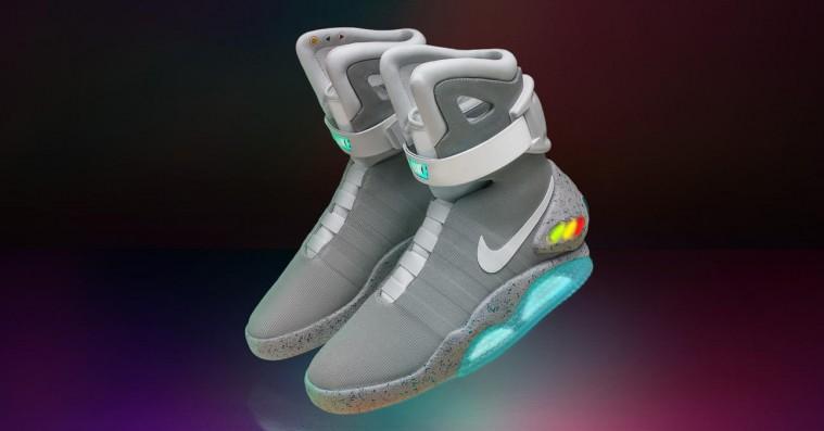 Du får kun to chancer for at få fingre i 'Tilbage til fremtiden'-støvlerne