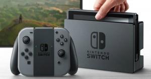 Nintendo løfter sløret for Switch: En konsol, der kan bruges overalt