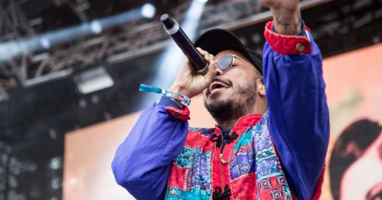 Anderson .Paak har to album på vej i år – med bidrag fra bl.a. Dr. Dre og Mac Miller