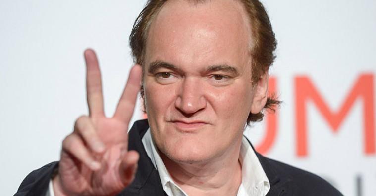 Quentin Tarantino arbejder på 'Star Trek'-film med J.J. Abrams