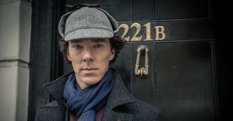 Benedict Cumberbatch er fjernt beslægtet med Sherlock Holmes' skaber sir Arthur Conan Doyle