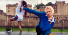 Grimes deler syv nye vilde videoer: »No crew, makeup, cameras, lights – just us and a phone«