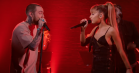 Lovebirds: Se kæresteparret Mac Miller og Ariana Grande optræde med 'My Favorite Part'