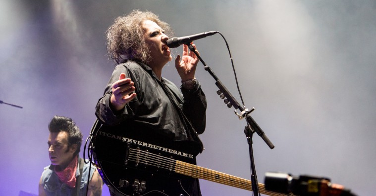 The Cure er klar med første nye album i over 10 år