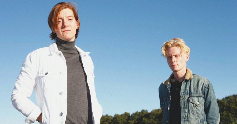 Premiere: Dansk-islandske Vicarage holder efteråret for døren med den housede 'Caliente'