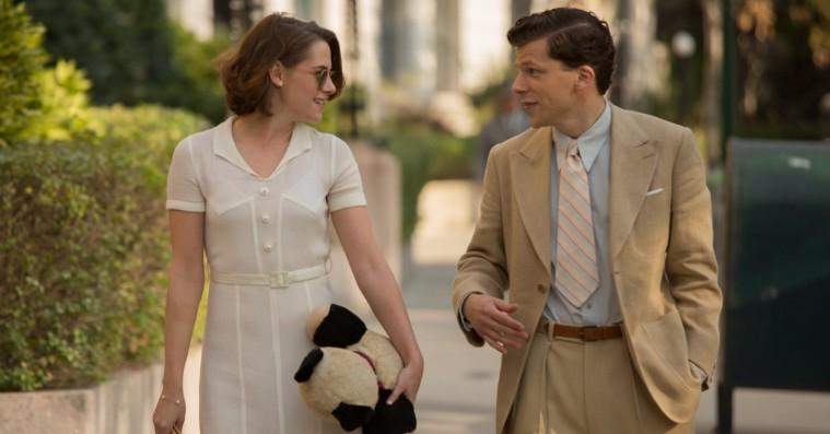 'Café Society': Kristen Stewart og Jesse Eisenberg i ufarlig og hyggelig Woody Allen-film