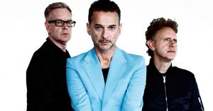 Køb billetter: Depeche Mode kommer til København med nyt album til februar
