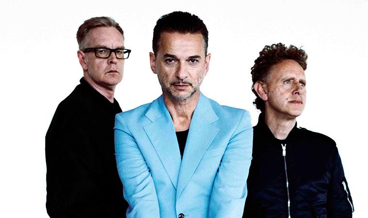 Depeche Mode turnerer med nyt album til foråret – giver koncert i København