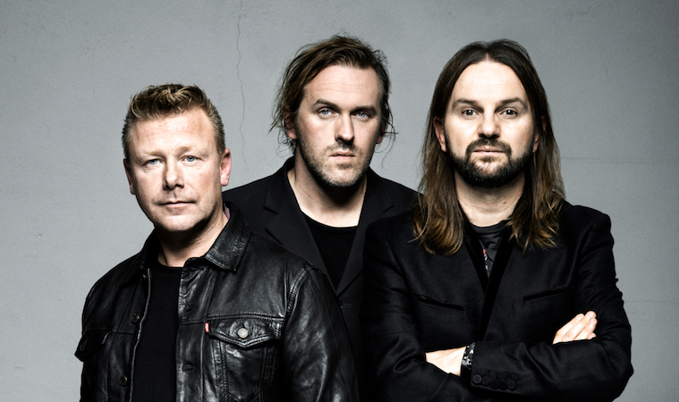 København får ny multiarena i februar: Dizzy Mizz Lizzy og D-A-D spiller dobbeltkoncert