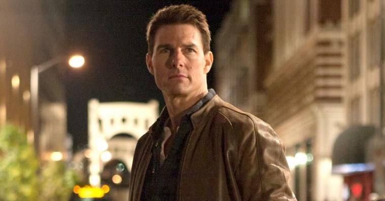 Tom Cruise færdig som Jack Reacher på grund af sin højde