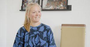 Inspirerende boliger: Naturen dyrkes i denne hyggelige lejlighed i Aarhus