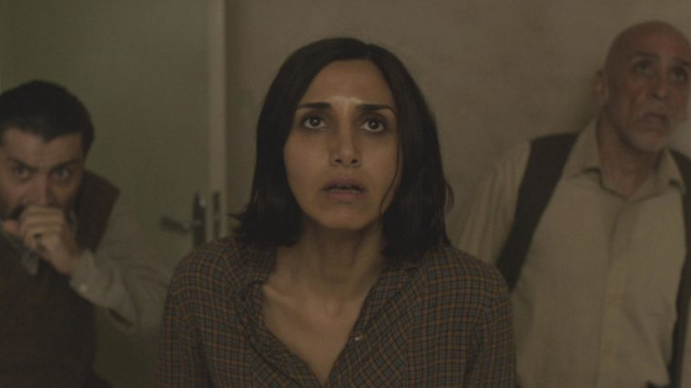 'Under the Shadow'
